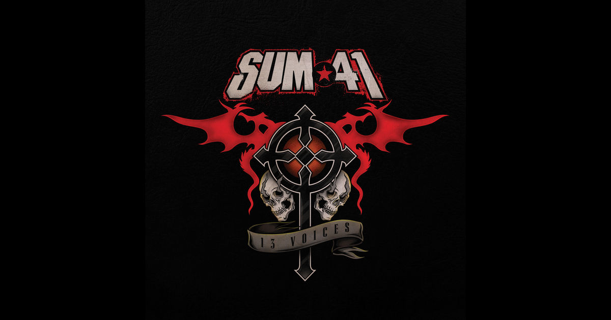 🎵 SUM 41 | Nouvel album : 13 Voices + Tour Dates 2017