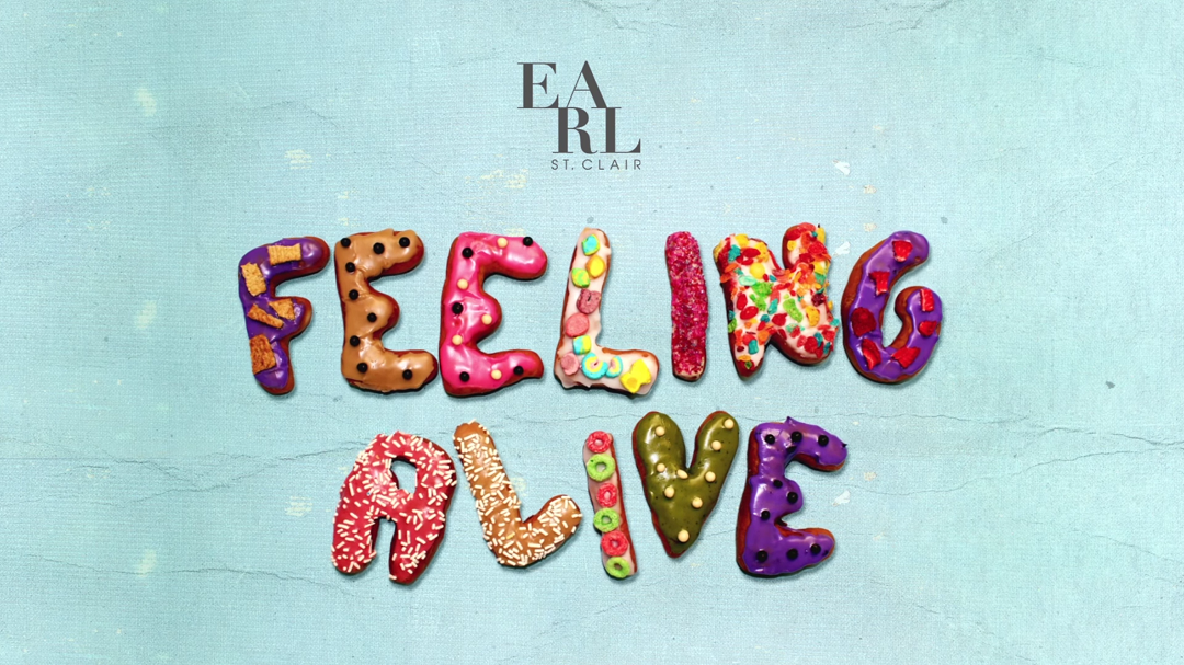 🎵 Earl St.Clair | Feeling Alive