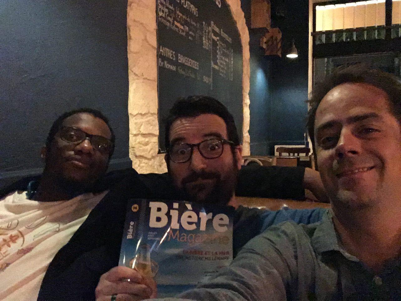 🎙 Podcast sur les bars lyonnais