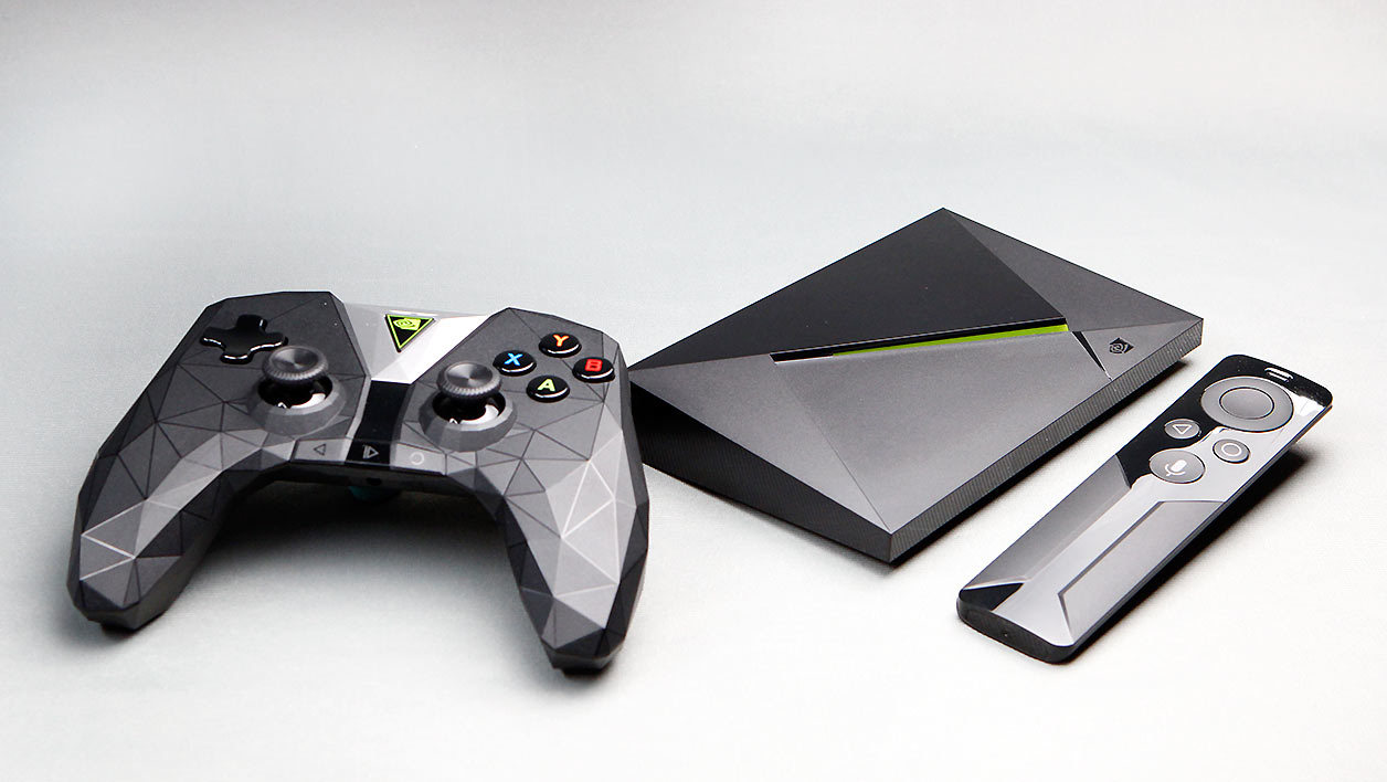 🎮 L'émulation de Jeux Vidéos sur Nvidia SHIED TV