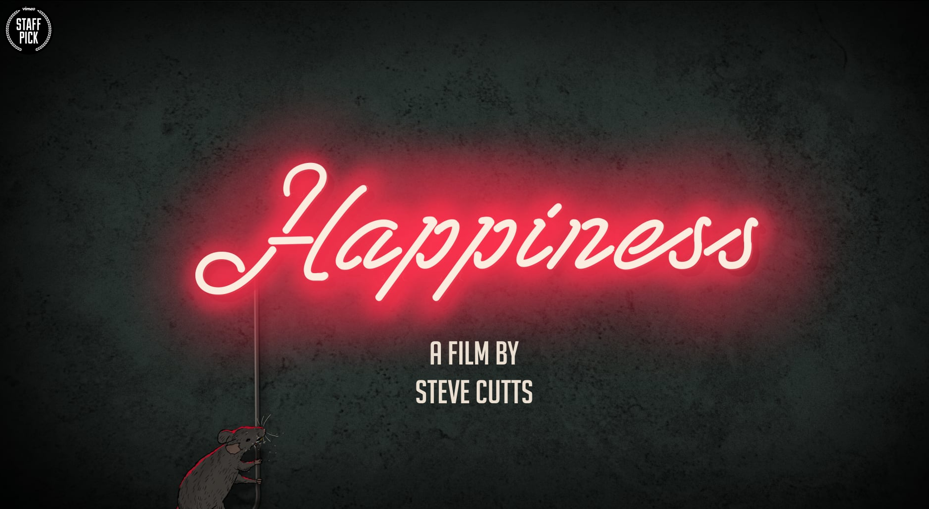 🎬 Steve Cutts | Happiness
