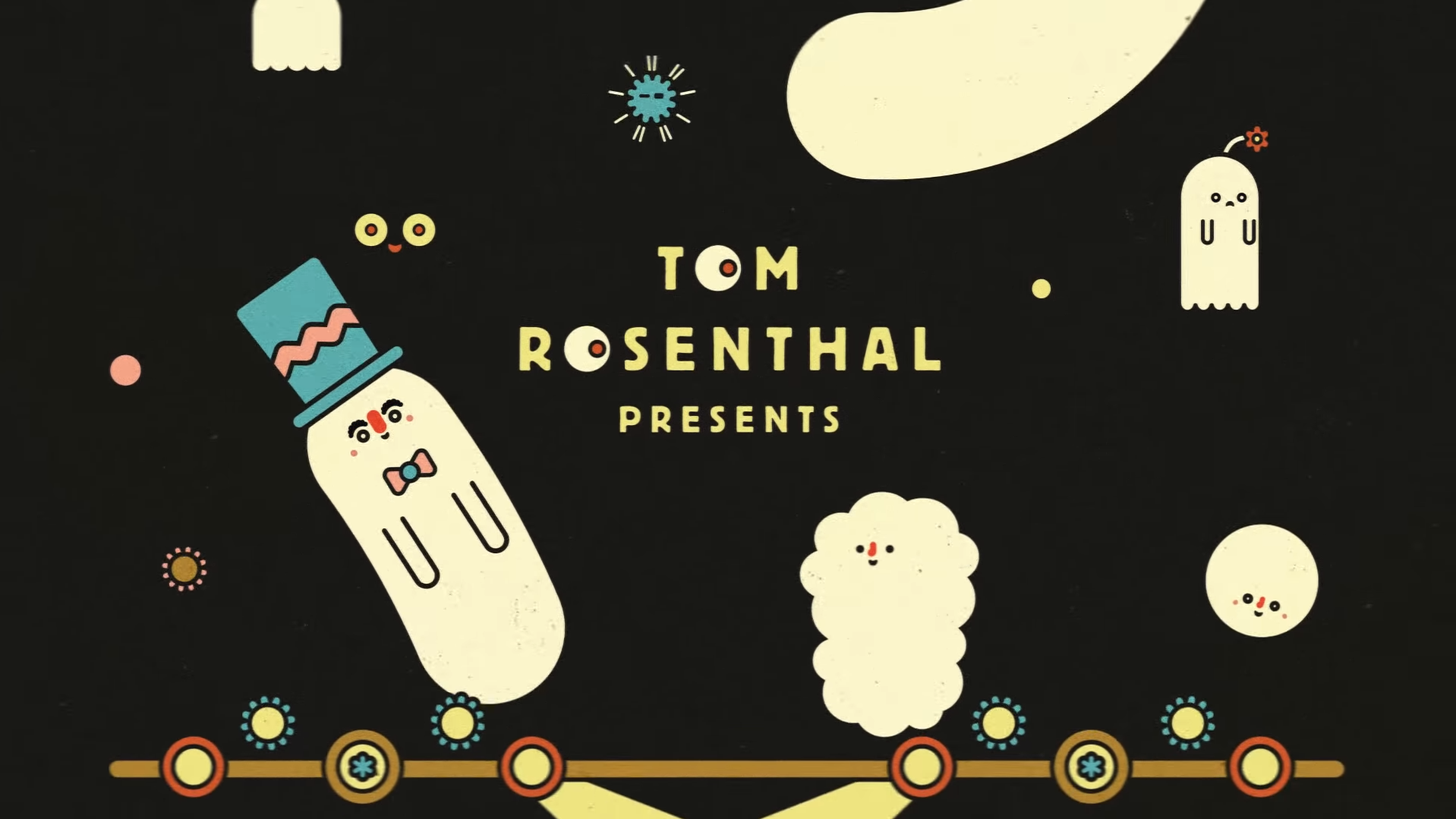 🎵 Tom Rosenthal | Don't die curious