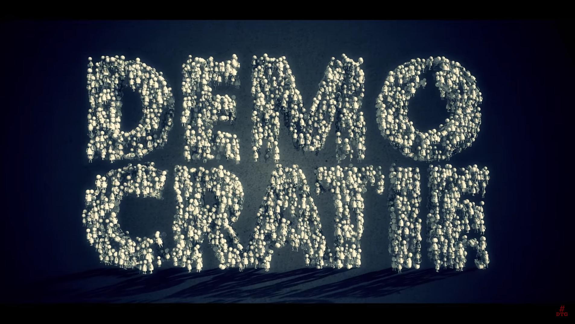 #DATAGUEULE | Démocratie(s), le film 👥