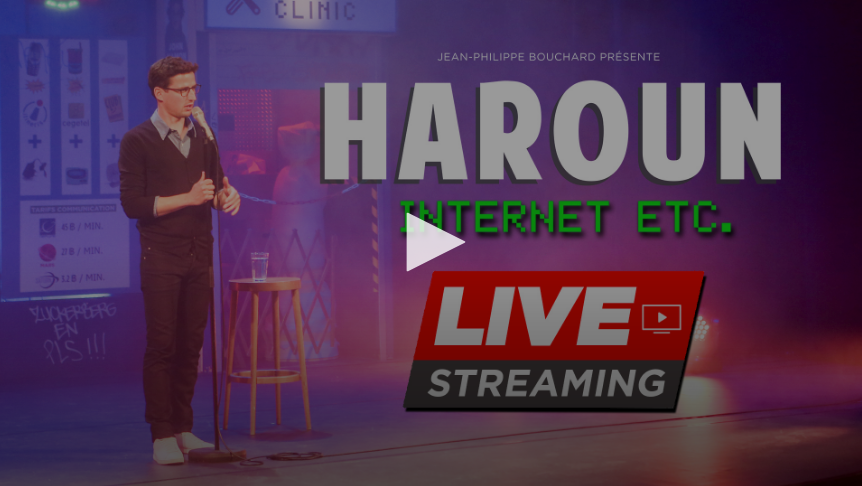 😁 Haroun |Internet etc.