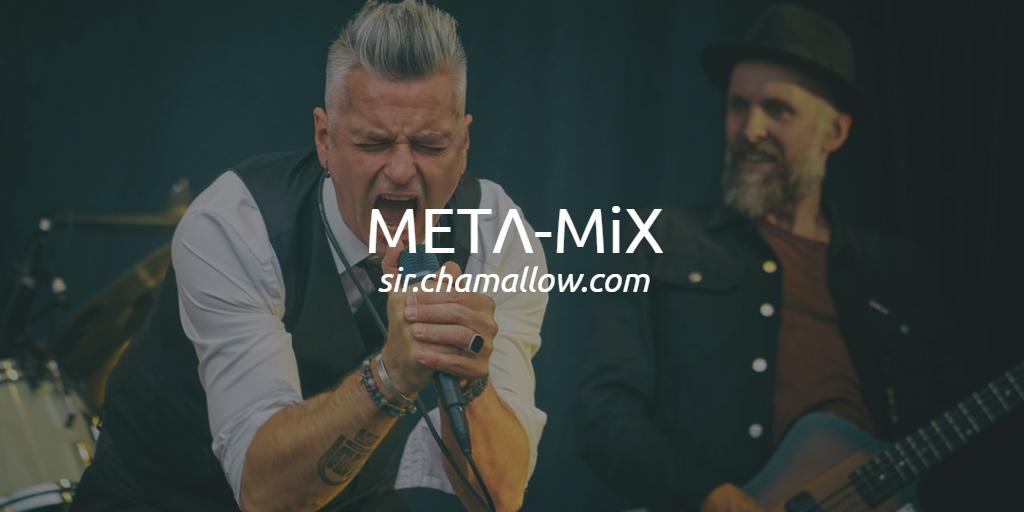 🔊 🎼🎶🎵 METΛ-MiX – 21/09/2018 – Cuite médiévale