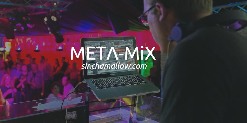 🎼🎵🔊🎶 METΛ-MiX – 22/10/2018 – Goodbye Charles!