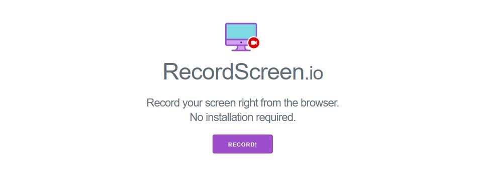 📹 RecordScreen : un outil gratuit pour enregistrer son écran depuis son navigateur