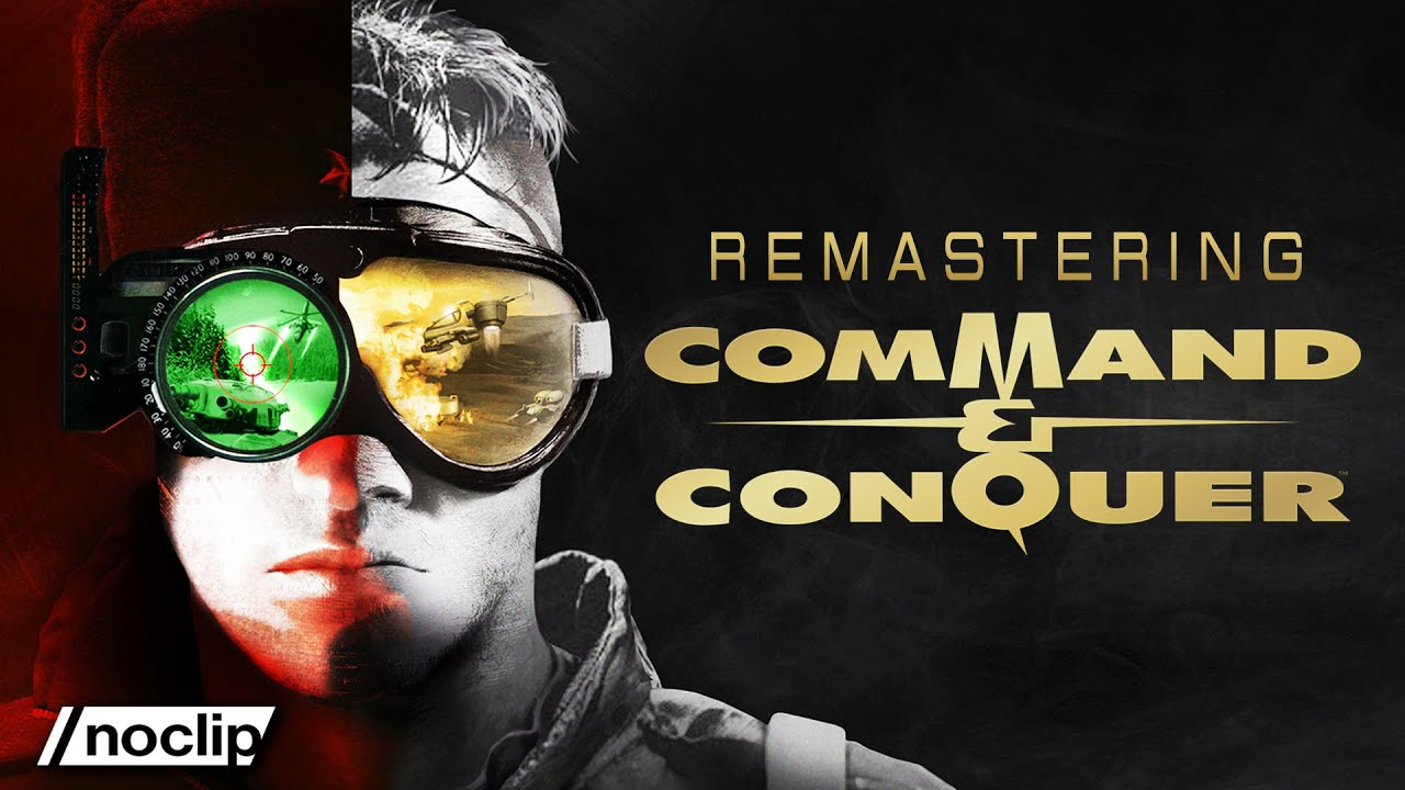 📺 [Documentaire] The Remarkable story behind Command & Conquer's remastering (VOSTEN)